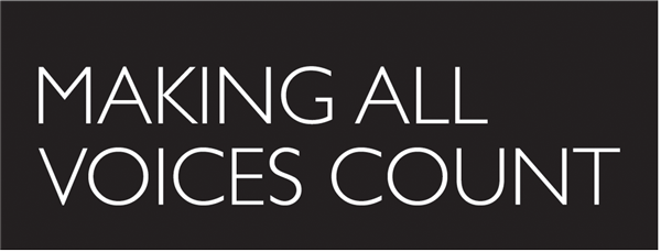Making All Voices Count Logo