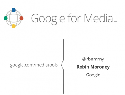 google for media robin moroney